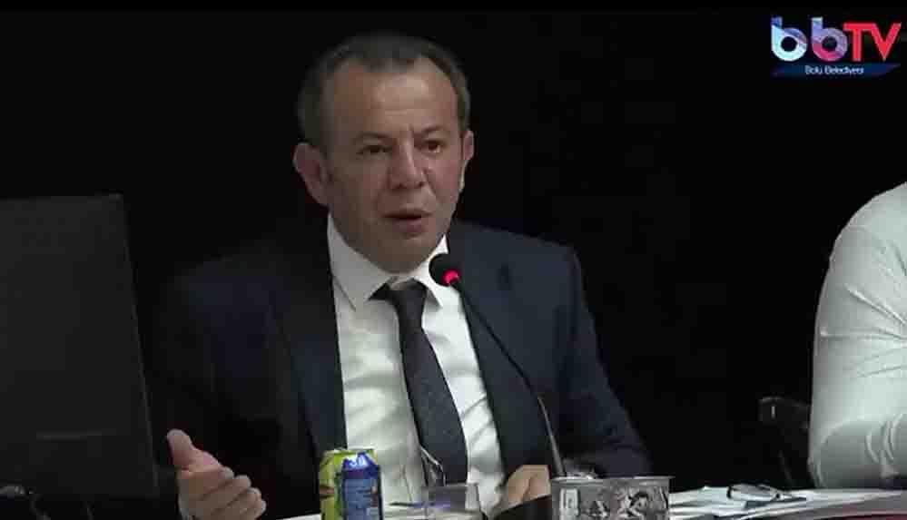 Son Dakika... CHP MYK toplantısında Tanju Özcan için karar