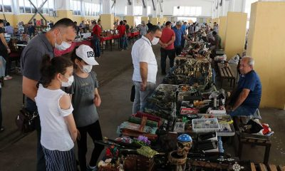 Bolu antika pazarı antikaseverleri buluşturuyor