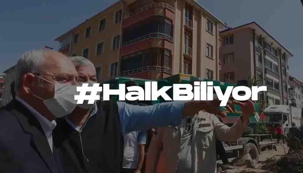 """CHP'den Erdoğan'ın sözlerine videolu yanıt: """"Kim yalan söylüyor, kim doğru..."""""""