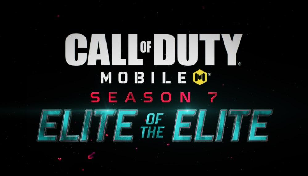 """Call of Duty: Mobile'ın yeni sezonu """"Seçkinler Takımı"""" başlıyor"""
