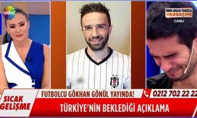 Canlı yayında ortaya çıktı: Gökhan Gönül, Can Gönül'ün kardeşi olduğunu doğruladı