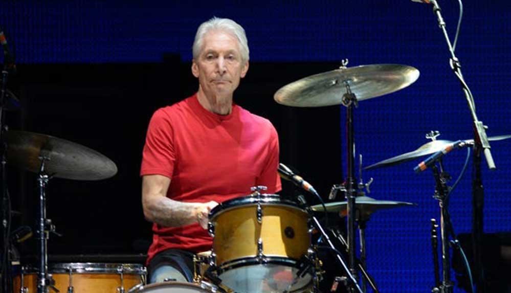 Rolling Stones'un davulcusu Charlie Watts yaşamını yitirdi!