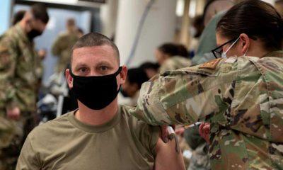 Pentagon, Amerikan askerlerine Covid-19 aşısı zorunluluğu getiriyor