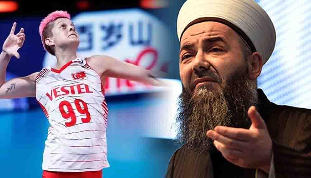 Cüppeli Ahmet, şimdi de milli voleybolcu Ebrar Karakurt'u hedef aldı: Başımıza ne işler açacak