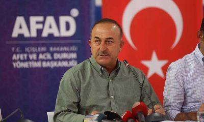 Dışişleri Bakanı MevlütÇavuşoğlu: Yarın İsrail'den 2, Azerbaycan'dan 1 uçak gelecek