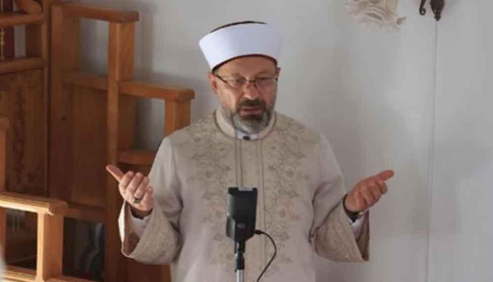 Fatih Altaylı: Eski Diyanet İşleri Başkanı Mehmet Görmez, Ali Erbaş'ı yardımcısı olarak kabul etmedi