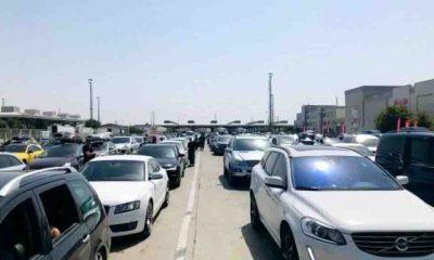 Dönüş yolundaki gurbetçilerin yoğunluğu: 'Ülkemizden ayrılmak istemiyoruz'