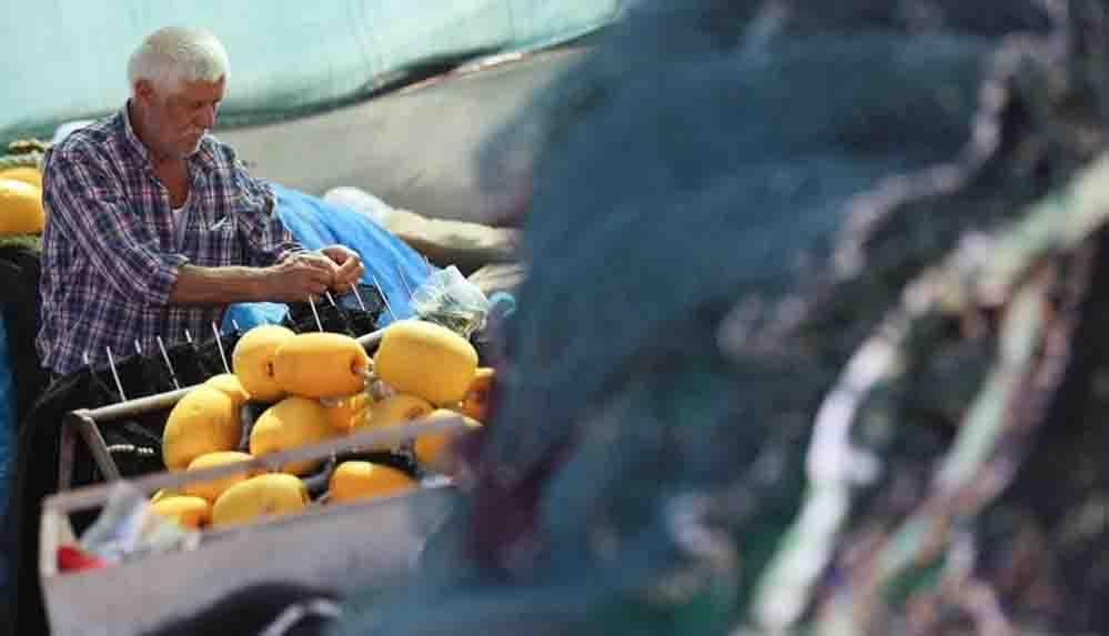 Egeli balıkçılar yeni sezona hazırlanıyor