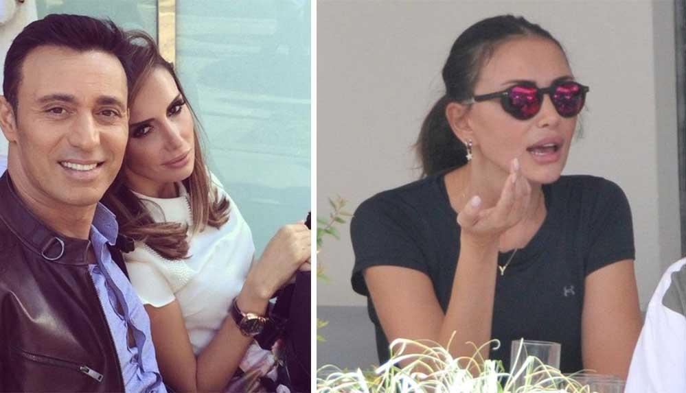 Emina Jahovic'in keyfini kaçıran 'nafaka' sorusu