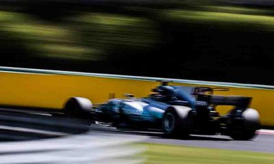 Formula 1 heyecanı Belçika'da sürecek