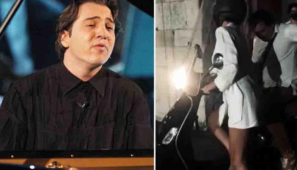 Fazıl Say'a konser sonrası motosiklette kask takmadığı için sert eleştiri