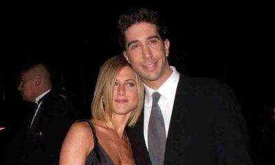 Friends yıldızları Jennifer Aniston ve David Schwimmer sevgili oldu