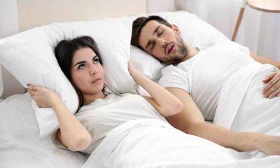 Gece horlamalarının sebebi uyku apnesi sendromu olabilir
