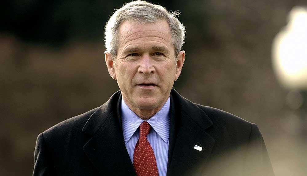 """Eski Başkan Bush: Afganistan'daki olaylardan """"derin üzüntü"""" duyuyorum"""