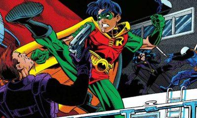 Gerçek Batman'in son sayısında açıklandı: Robin biseksüel