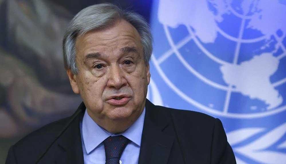 """Afganistan'ın BM Büyükelçisi'nden Güvenlik Konseyi'ne ülkesinin """"sivil savaşa"""" sürüklenmesini önlemesi çağrısı"""