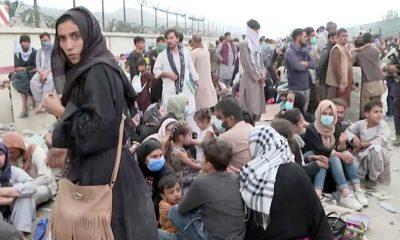 Güney Kore: ABD, Afgan mültecileri ülkemizdeki askeri üslerine yerleştirmek istiyor