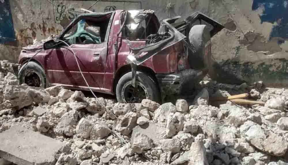 Haiti açıklarında meydana gelen depremde ölenlerin sayısı 1297'ye yükseldi