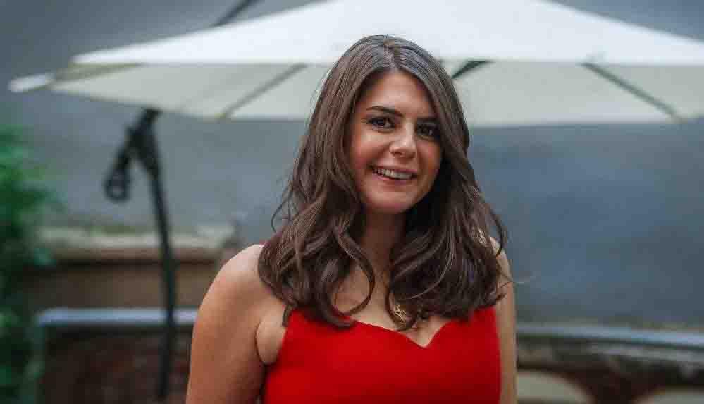 Hamile olan oyuncu Ayça Erturan'a delta varyantı bulaştı
