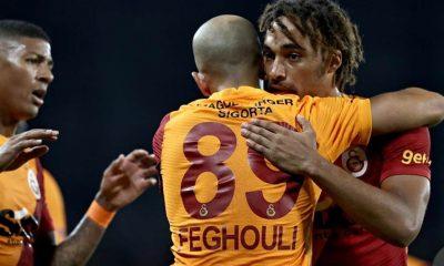 Hatayspor'u son dakika golü ile geçen Galatasaray Süper Lig'de 2'de 2 yaptı