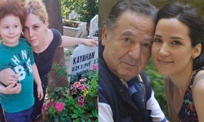 Kayahan'ın kızı Beste Açar'dan babasının eski eşi İpek Açar'a soyadı tepkisi