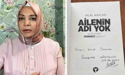 Hilal Kaplan'ın imzalı kitabındaki 'imza' sahte çıktı