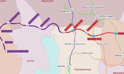 İBB, 30 Ağustos Zafer Bayramı'nda yeni̇ metro hattının kazısına başlayacak