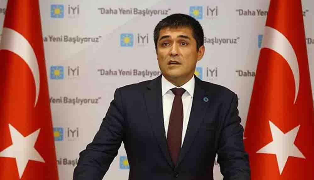 İYİ Parti İstanbul İl Başkanı Kavuncu'ya saldırı