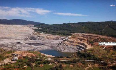 Akbelen'de mahkeme kararına rağmen gece yarısı kömür çıkartıldığı iddia edildi