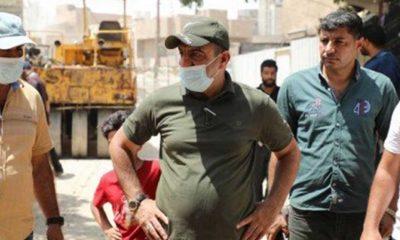 Irak'ta Kerbela Belediye Başkanı, uğradığı suikast sonucu hayatını kaybetti