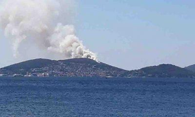 İstanbul Valiliği duyurdu: Heybeliada'daki yangına ilişkin soruşturma başlatıldı