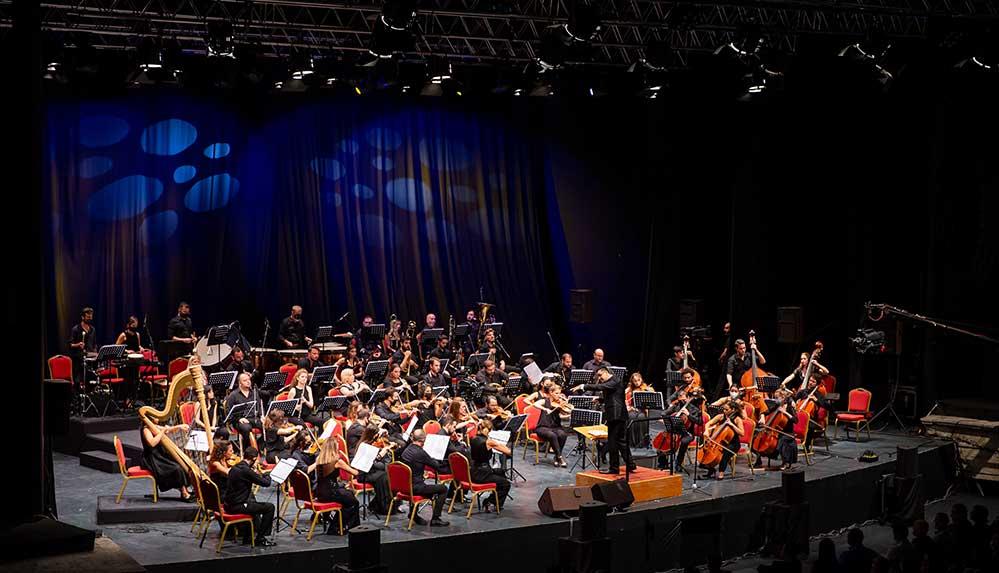 """""""İstanbul'da Senfonik Yaz"""" akşamları devam ediyor"""