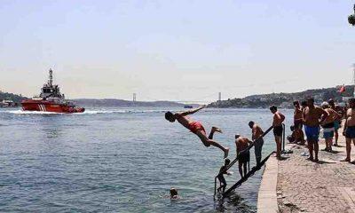 İstanbul'da rekor sıcaklık: 39 dereceye ulaştı