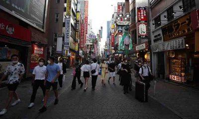 Japonya'da en yüksek günlük Covid-19 vaka sayısı saptandı