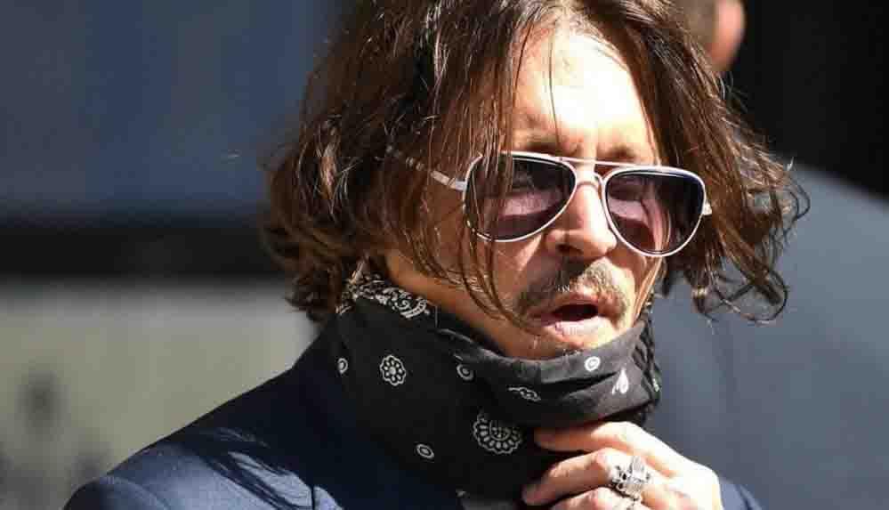 Johnny Depp'in itibar davası kabul edildi