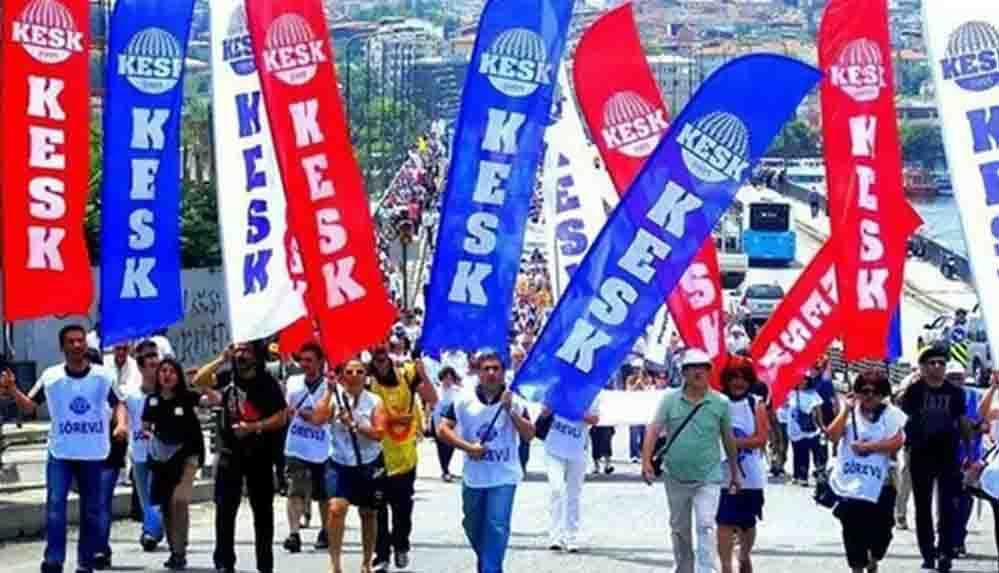 KESK Batman ve Edirne'den Ankara'ya yürüyecek