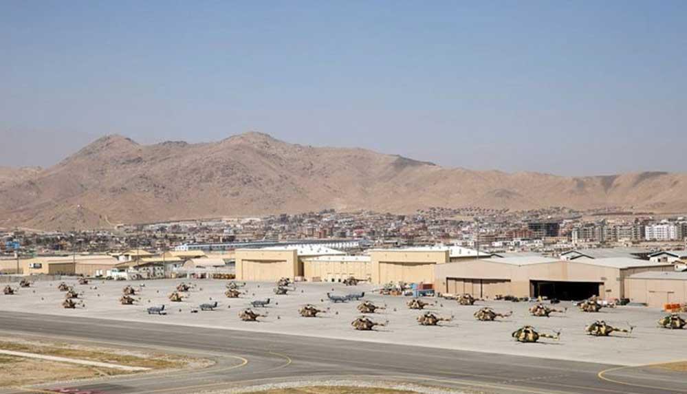 ABD, Kabil Havaalanı'nda tüm askeri ve sivil uçuşları durdurdu