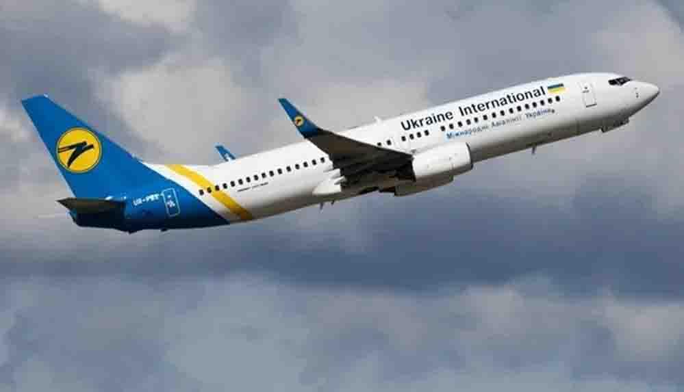 Kabil'e giden Ukrayna tahliye uçağı kaçırıldı