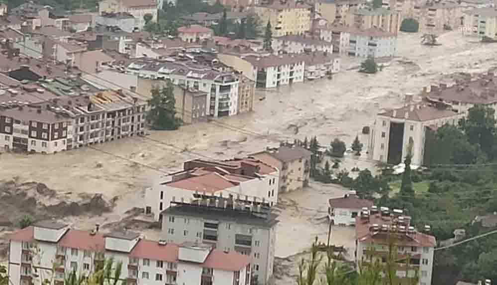 Bozkurt'ta yürütmeyi durdurma kararına rağmen Ebru HES tamamlanmış!