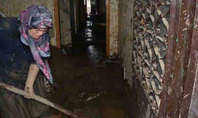 Kastamonu'daki selden kurtulan Behice Çubuk: Kuzineye tutunarak ayağa kalktım
