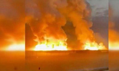 Kazakistan'da askeri mühimmat deposundaki patlama nedeniyle ulusal yas ilan edildi