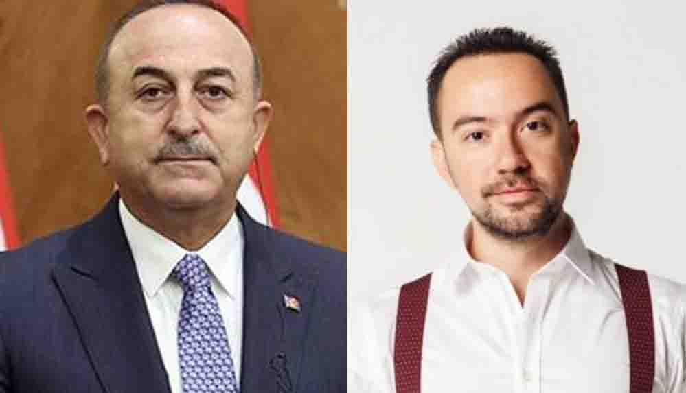 Komedyen Kaan Sekban'dan Çavuşoğlu'nun açıklamalarına tepki: 'Sakın unutmayın bu lafları'
