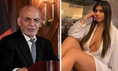 Lübnan asıllı porno yıldızı Mia Khalifa: Eşref Gani'nin nereye kaçtığını biliyorum
