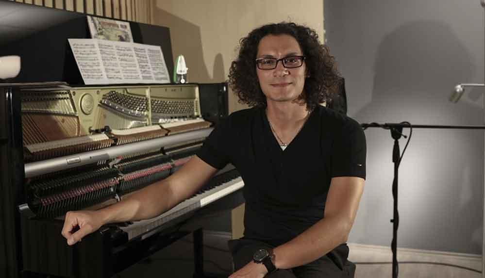 Macaristan'da devlet bursu kazanan ilk Türk piyanistin 'Anadolu konserleri' hayali