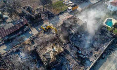 Manavgat'taki orman yangınında 'yardım önceliği AKP'lilere verildi' iddiası