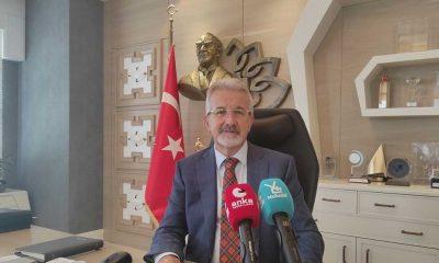 Nilüfer Belediye Başkanı Turgay Erdem, Mevlüt Çavuşoğlu'nu Nilüfer'e davet etti