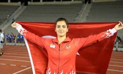 Milli ciritçi Türkmen'den Dünya 20 Yaş Altı Atletizm Şampiyonası'nda önemli başarı