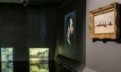 Ünlü ressam Claude Monet'nin milyon dolarlık tablosunu çalmaya çalıştılar