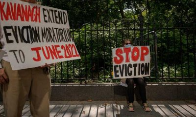 New York'ta üç mülk sahibi kadın kiraları toplayamayınca evsiz kaldı