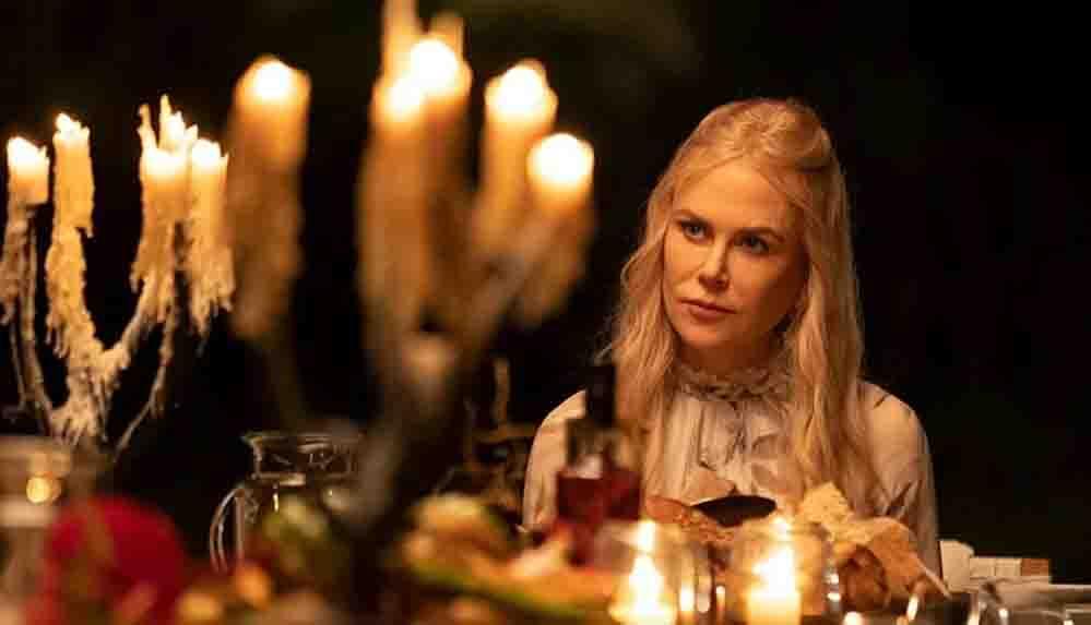 Nicole Kidman'dan Nine Perfect Strangers itirafı: Pandemide adeta Rus ruleti oynadık